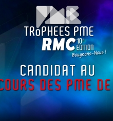 newenergy candidat officiel PME-RMC 2019